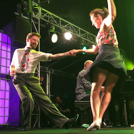 Swing It Performs At PIAF 2017
