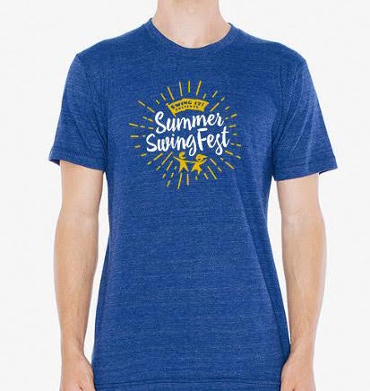 SwingFest shirt 2016