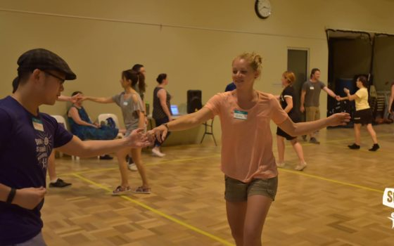 Thursday Night Classes Are On 25/4!